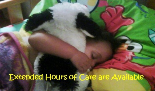 Extended Hours of Care